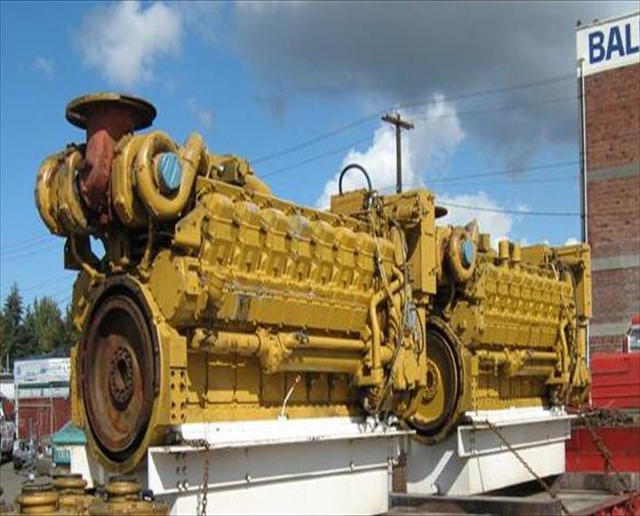 motor diesel caterpillar 3516b manual