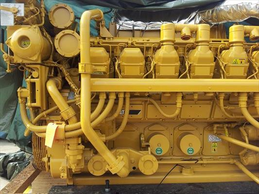 2006 Detroit MTU 16V2000 M90 Engine | IMP