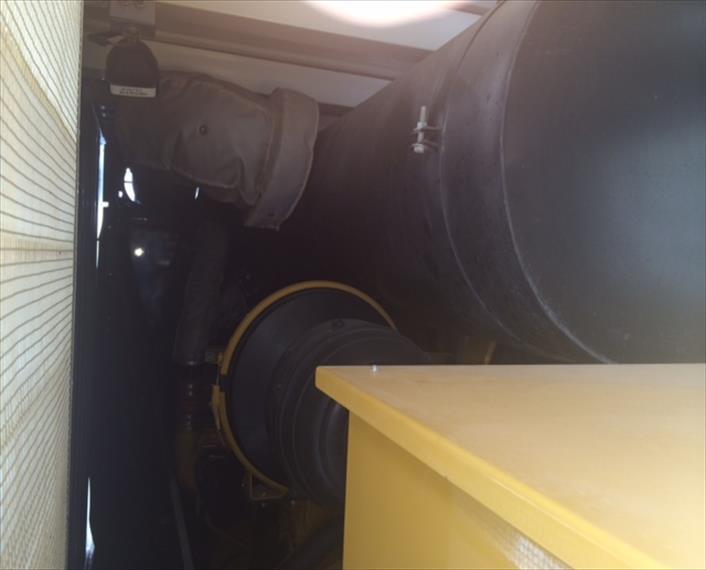 2009 Caterpillar XQ1000RC Generator Set