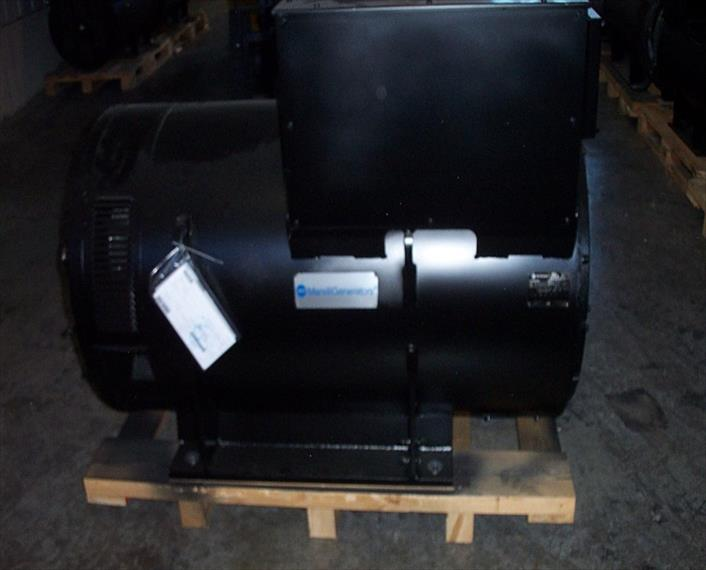 2009 Marelli MJB400 MB4 B34 Generator End