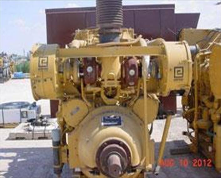 Caterpillar G3512SITA EIS Engine