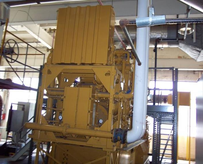 1998 Caterpillar G3612 Generator Set