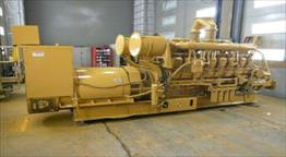 2000 Caterpillar 3516B Generator Set