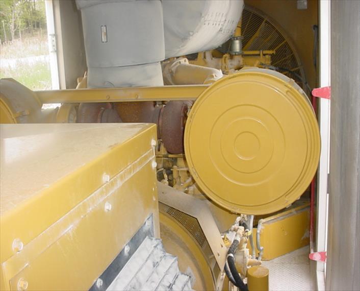 CAT XQ1250 Generator Set