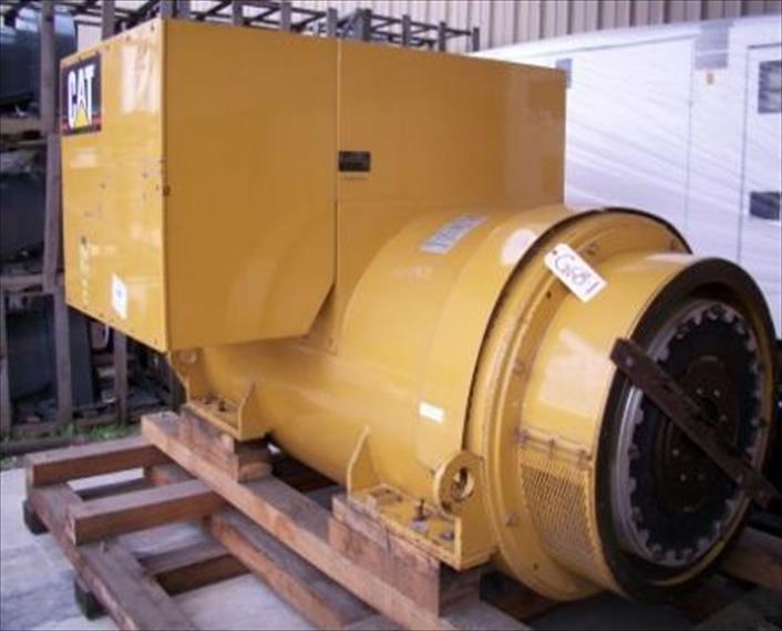 2006 Caterpillar SR4B HV Generator End