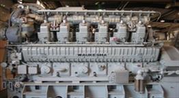 2004 Waukesha 12V-AT27GL Generator Set