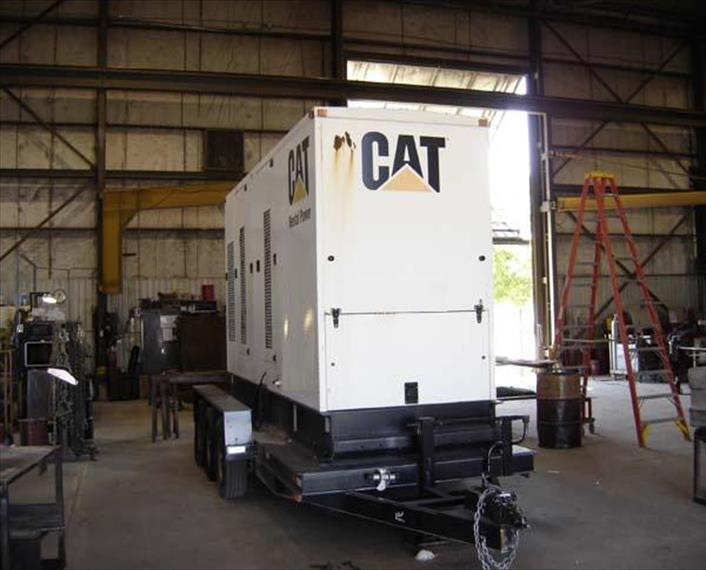 2006 Caterpillar XQ400 Generator Set