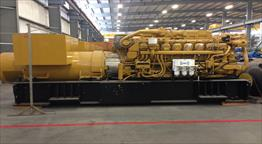 2009 Caterpillar 3516C-HD Generator Set