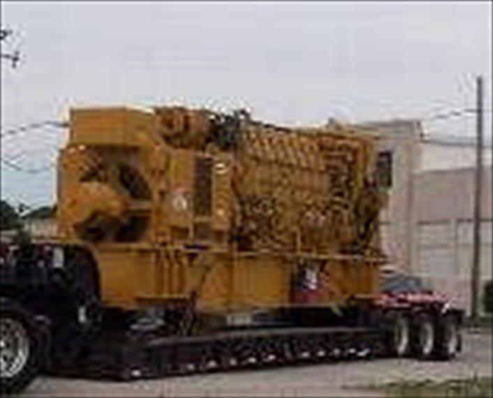 1986 Caterpillar 3608 Generator Set