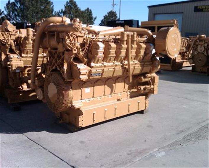 1996 Caterpillar 3512 MUI Engine