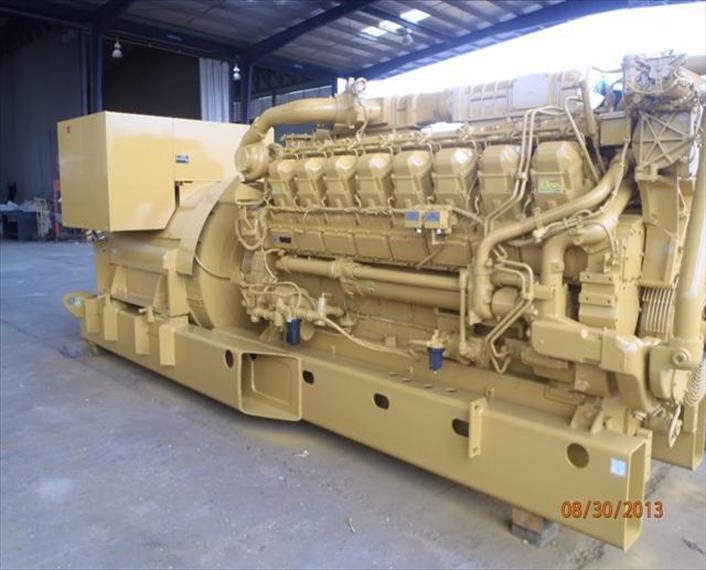 2008 Caterpillar 3516B Generator Set