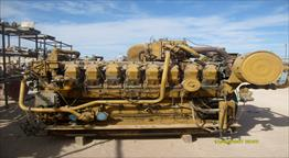 Caterpillar G3516 EIS Engine